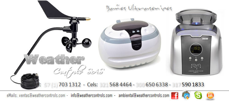 Weather Controls Banos Ultrasonicos
