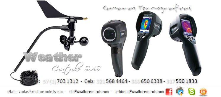 Weather Controls Camaras Infrarrojas