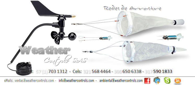 Weather Controls Redes de Arrastre