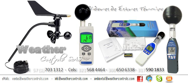Weather_Controls_Medidores_de_Stress_Termico