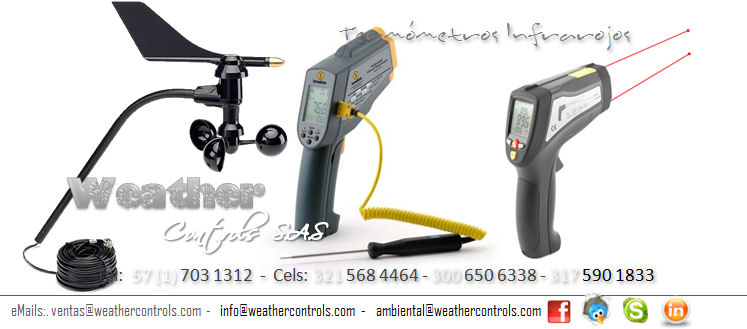 Weather_Controls_Termometros_Infrarojos
